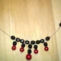 černočervený
